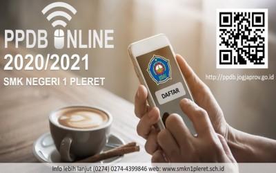 PPDB SMK Negeri 1 Pleret 2020/2021